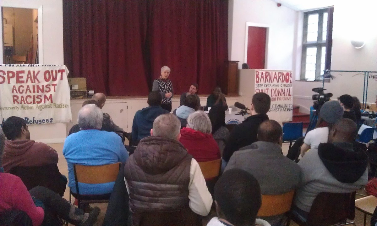 Racism and Politics in British State Welfare: My speech at 'Against Racism' 26 January 2013